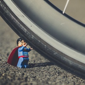Superman & le vélo (2016)