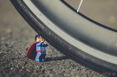 Superman & le vélo (2016)