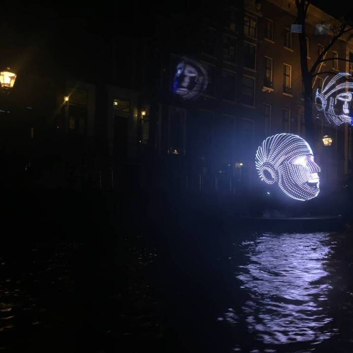 Amsterdam Staycation Light Festival