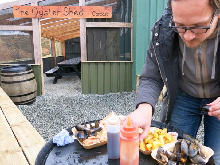 Isle Of Skye Scotland Highlands Travel Oyster Shed
