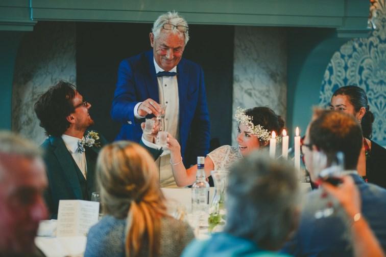 Wedding Dinner Amsterdam Bruiloft Gemeenlandshuis