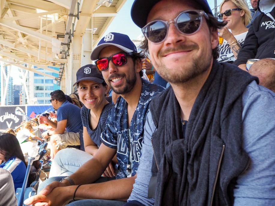 Travel San Diego California USA Petco Park Padres