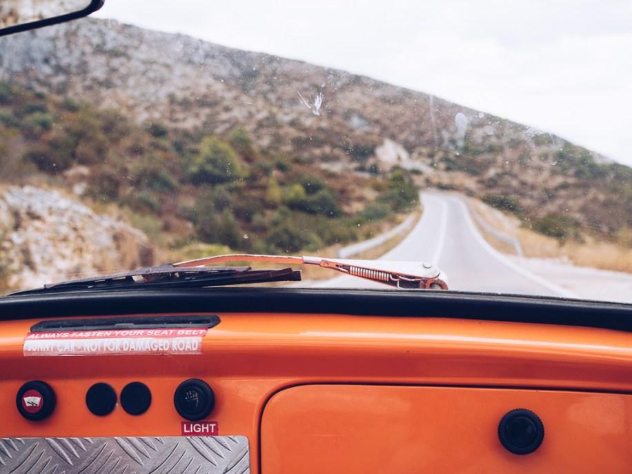 Croatia Travel Hvar Europe Island Babymoon VW Beetle Road Trip