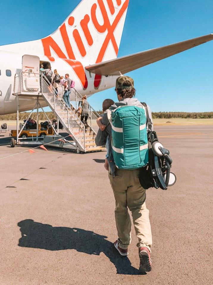 Australia, Flying, Sydney, Family Travel, Flying with kids