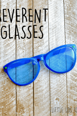 Reverent Glasses