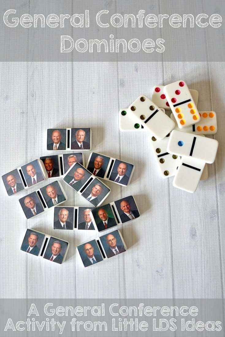 General Conference Dominoes