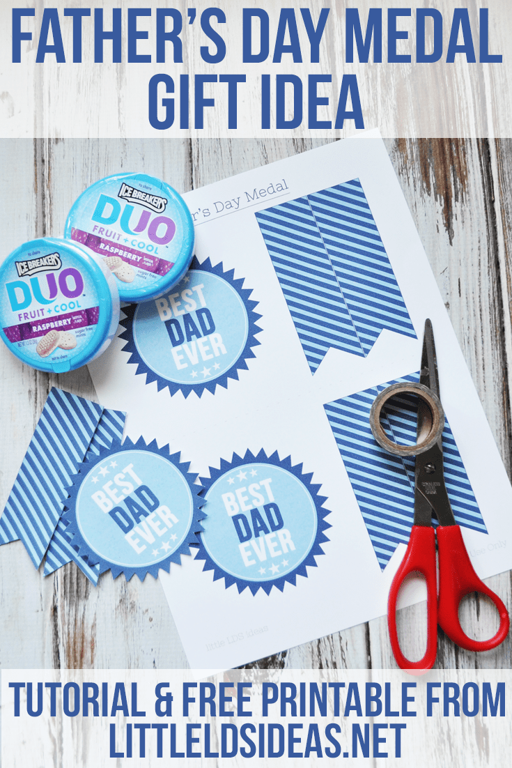 Father's Day Gift Idea for kids