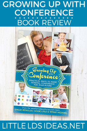 Growing Up with Conference Book Review