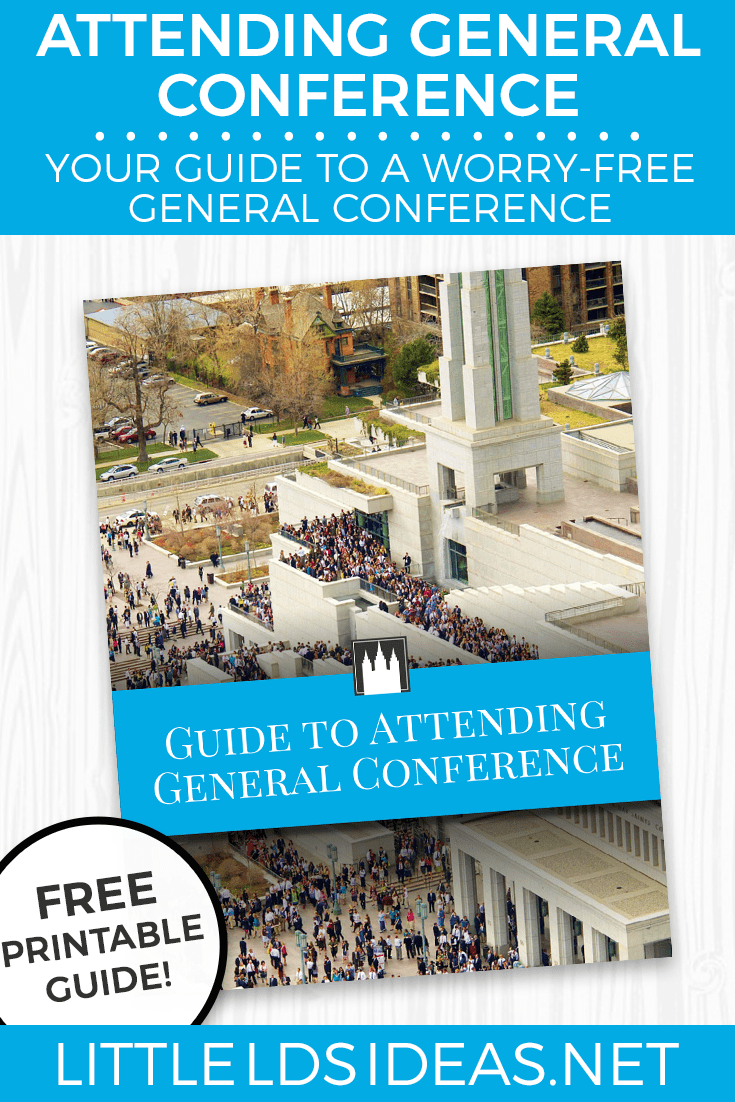 General Conference Guide