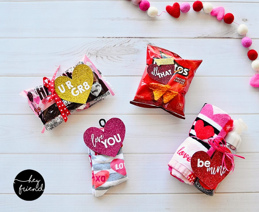 Valentine Treat Tag Idea