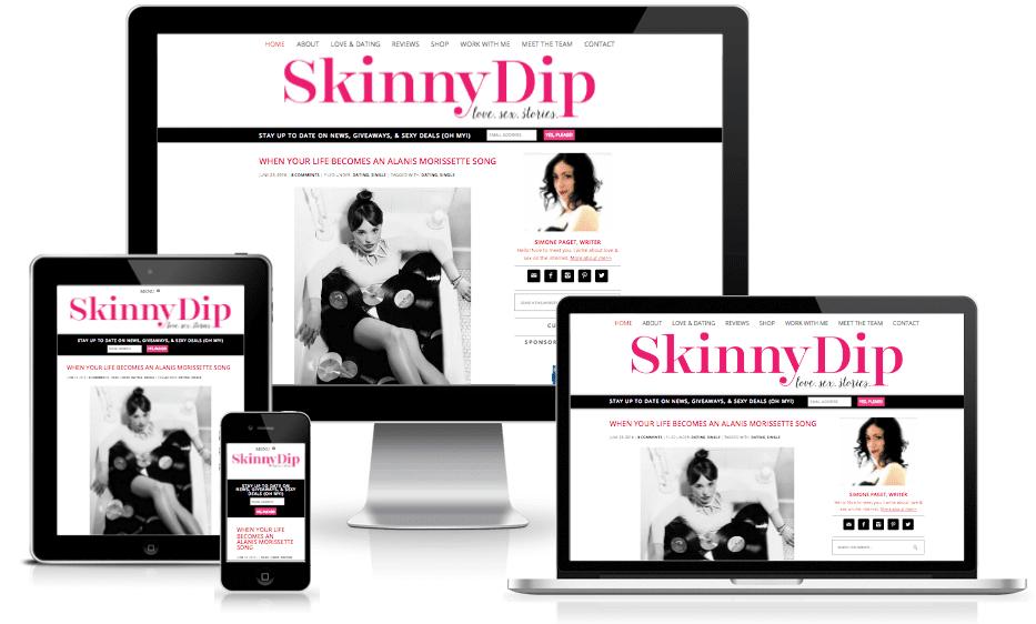 skinny-dip-blog-design
