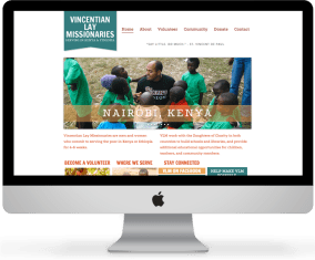 Vincentian Lay Missionaries, Service Org
