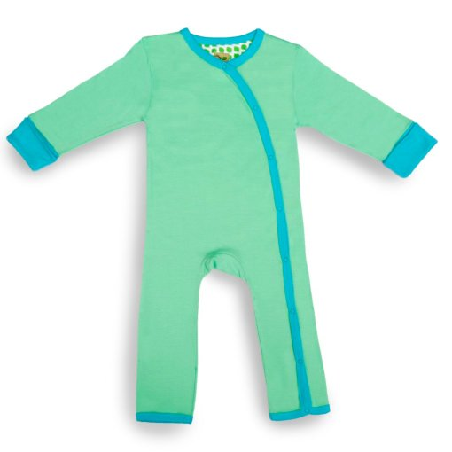 Spring Bud Baby Grow Organic Cotton Picture
