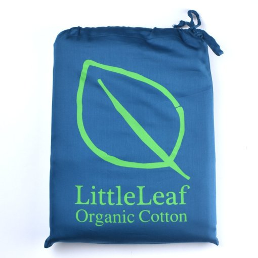 LittleLeaf Duvet Bag (Ocean Blue)