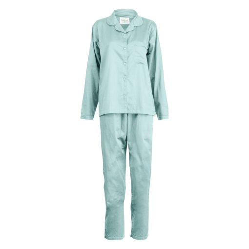 LittleLeaf Aquamarine Women's Pyjamas