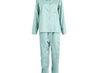 LittleLeaf Aquamarine Women's Pyjamas