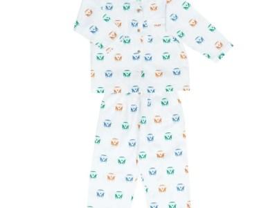 LittleLeaf Children's Campervan Pyjamas