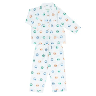 LittleLeaf Children's Campervan Pyjamas
