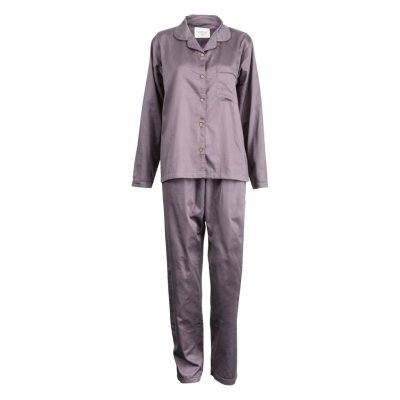 LittleLeaf Chocolate Plum Women's Pyjamas