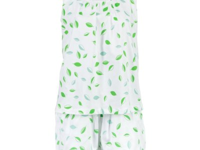 LittleLeaf Tumbling Leaves PJs with Shorts