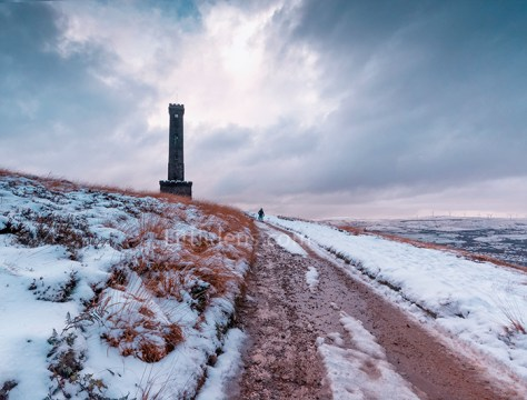 peel-tower-winter-snow