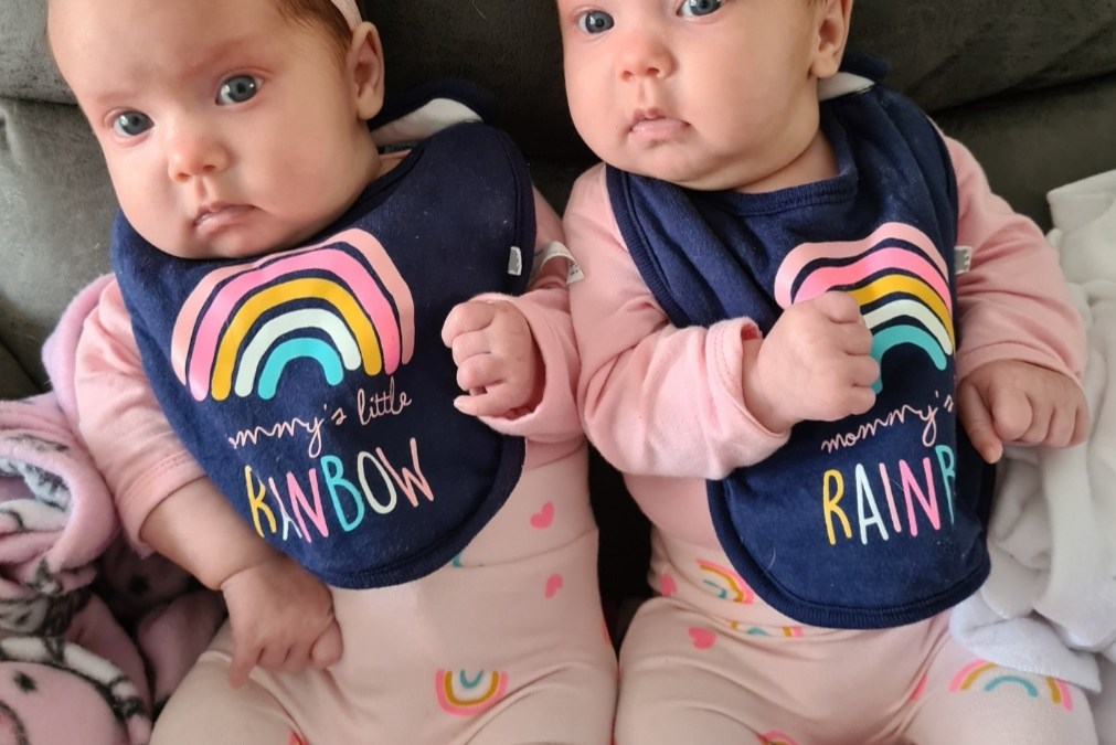 Twins Born at 33 weeks, during Covid-19 pandemic !