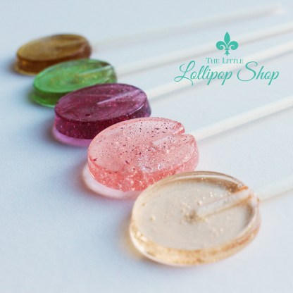 lollipop flavour samples