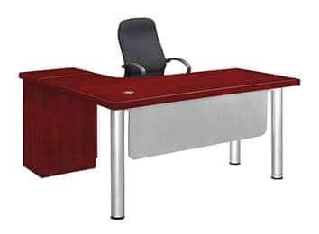 L.A 4 Way Cluster Desk