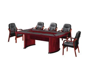 Formal Executive Boardroom Table