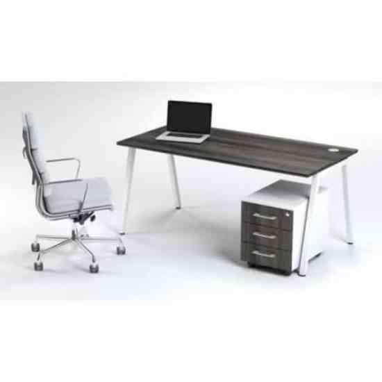 A Frame Computer Desk