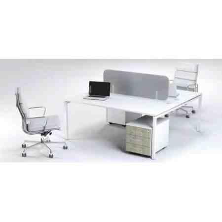 Connect Face-2-Face 2 Way Desk