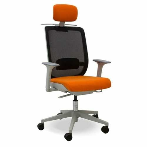 the one operators chair orange