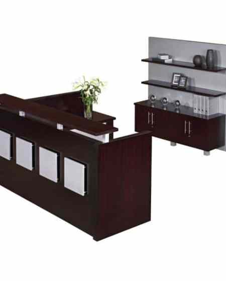 Cubiko Reception Counter