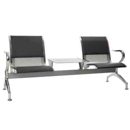 2 Seater Silverline, Table incl.