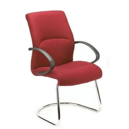 Raggio PU Visitors Chair