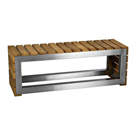 Laminated Wooden Bench – Horizon Block