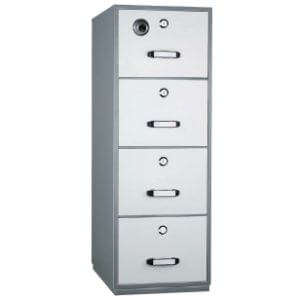 4 drawer fire resistance filing cabinets