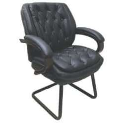 Bentley Heavy Duty Executive Leather Visitors Chair
