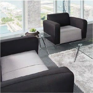 Sianna Reception Couch – Single Seater