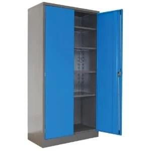 Steel Stationery Cupboard
