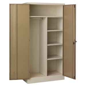 Gents Steel Wardrobe Heavy Duty