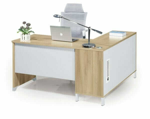 Sahara L Shape Desk