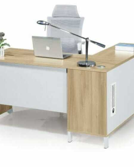 Sahara L Shape Desk
