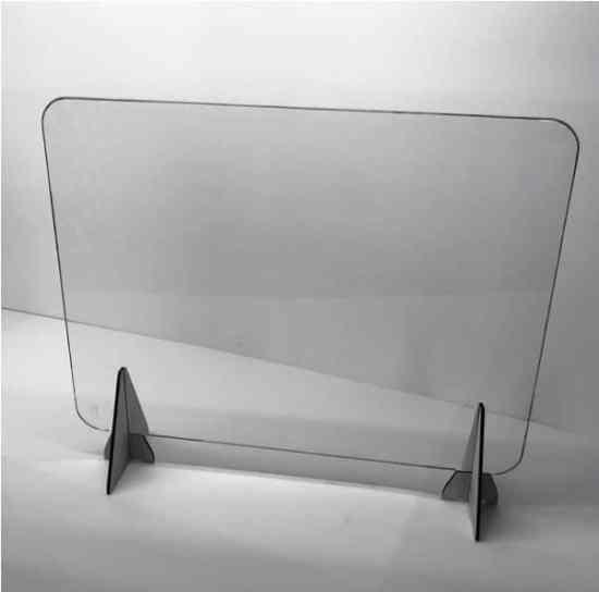 Desktop Counter Shield