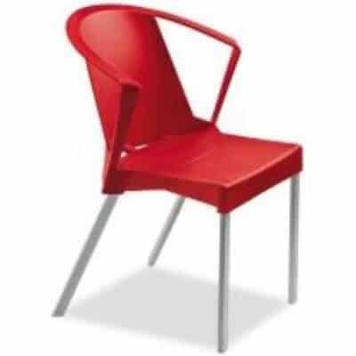Shine PU Arm Chair