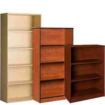 Bookcases - Open Bookshelves
