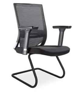 Move Visitors Mesh Chair