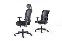 Carbon Ergo Operators Office Chair