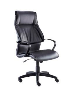 7600 Leather High back Office Chair