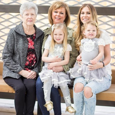 4 Generations meet up at 21c Museum Hotel OKC - Kid-Friendly, Modern and Best Hotel in Oklahoma City